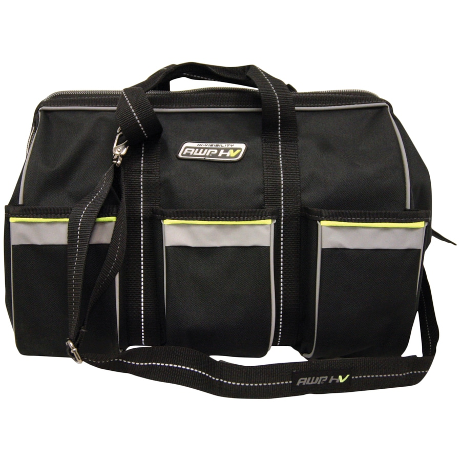 AWP HV Polyester Zippered Closed Tool Bag