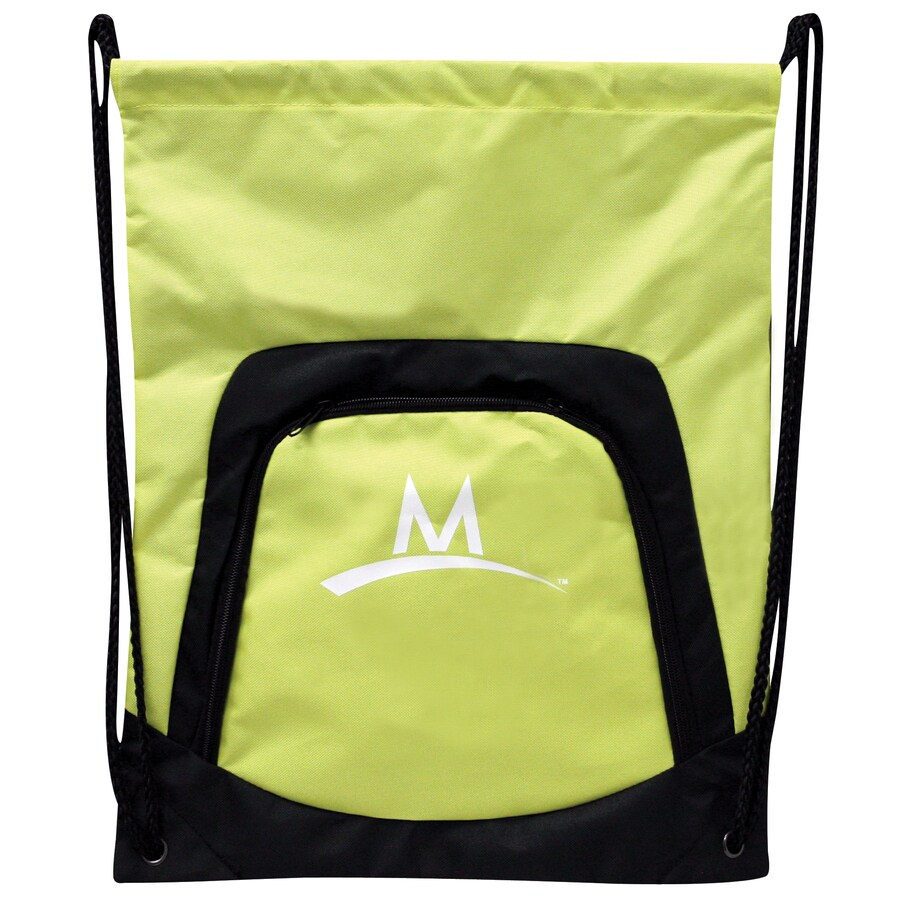Mission Unisex Yellow Denier Backpack