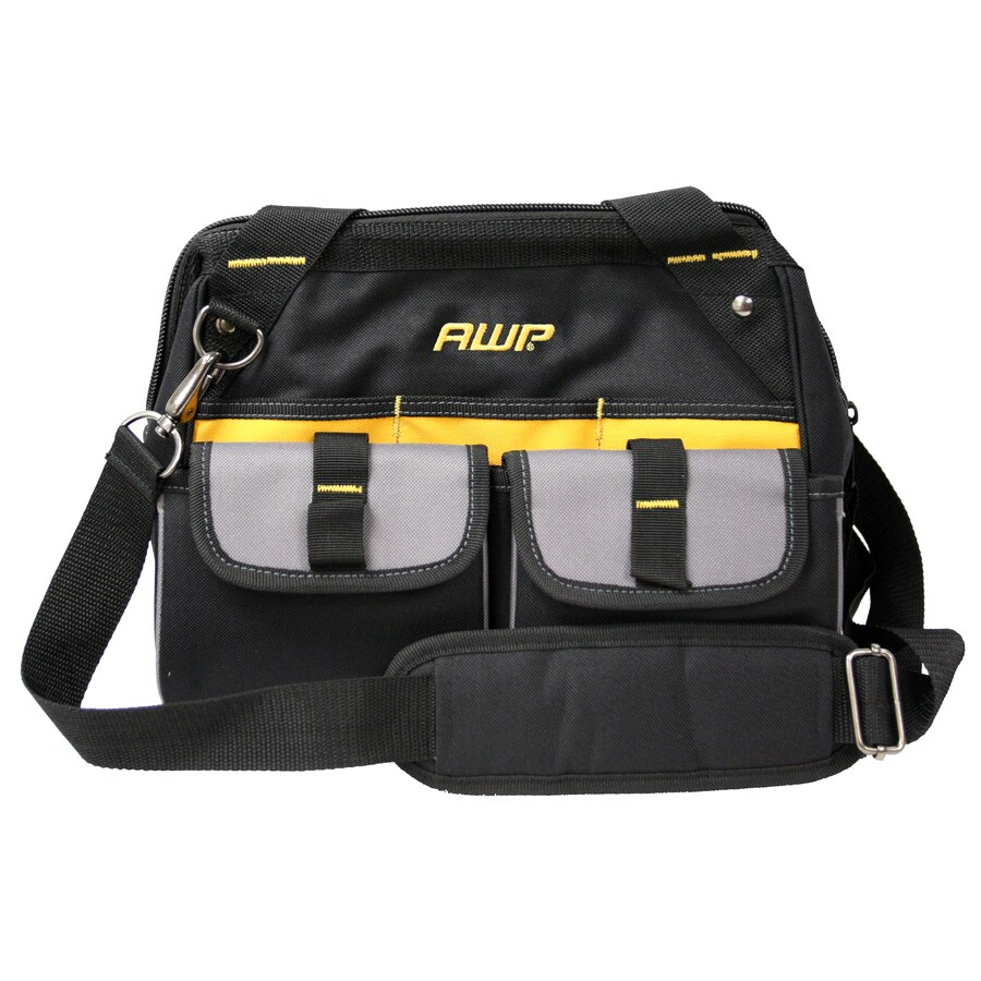 Shop Awp Polyester Zippered Closed Tool Bag At Lowes Com