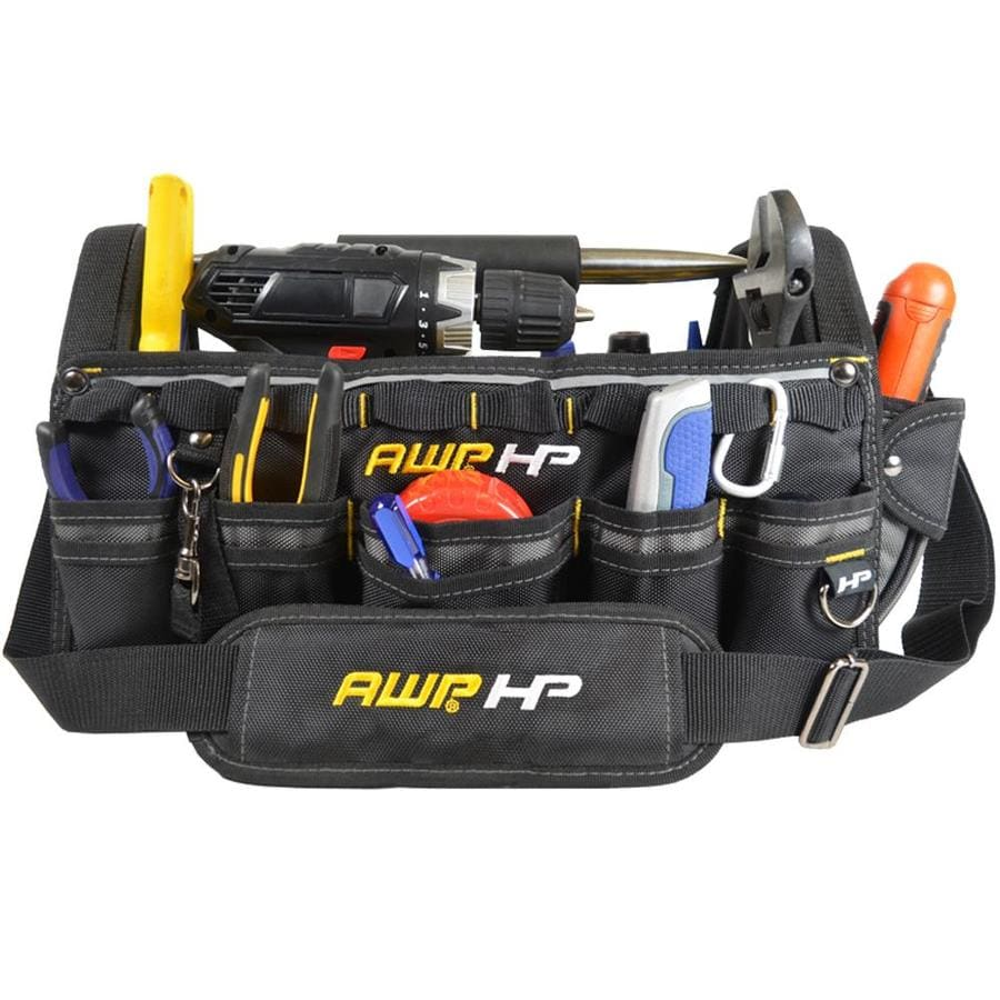 Shop Awp Hp Ballistic Nylon Tool Bag At Lowes Com