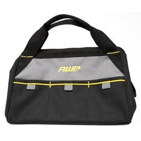 AWP 13-in Zippered Closed Tool Bag