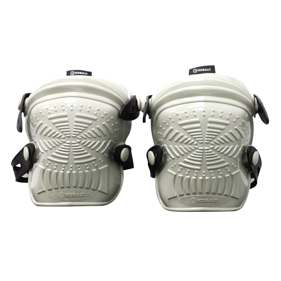 Kobalt Non Marring Rubber Cap Knee Pads At Lowes Com