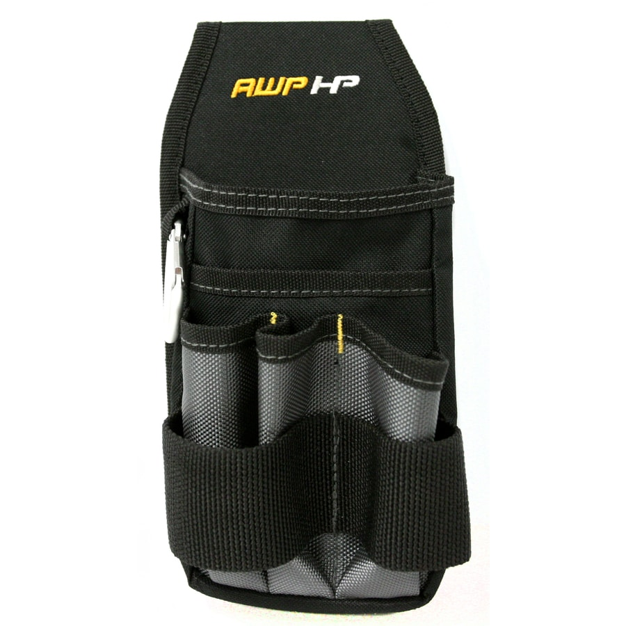 awp hp 124 cu in polyester tool pouch