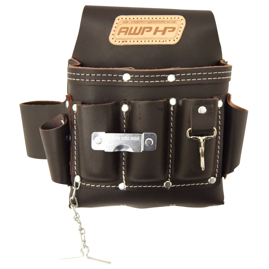awp hp 113 cu in leather tool pouch