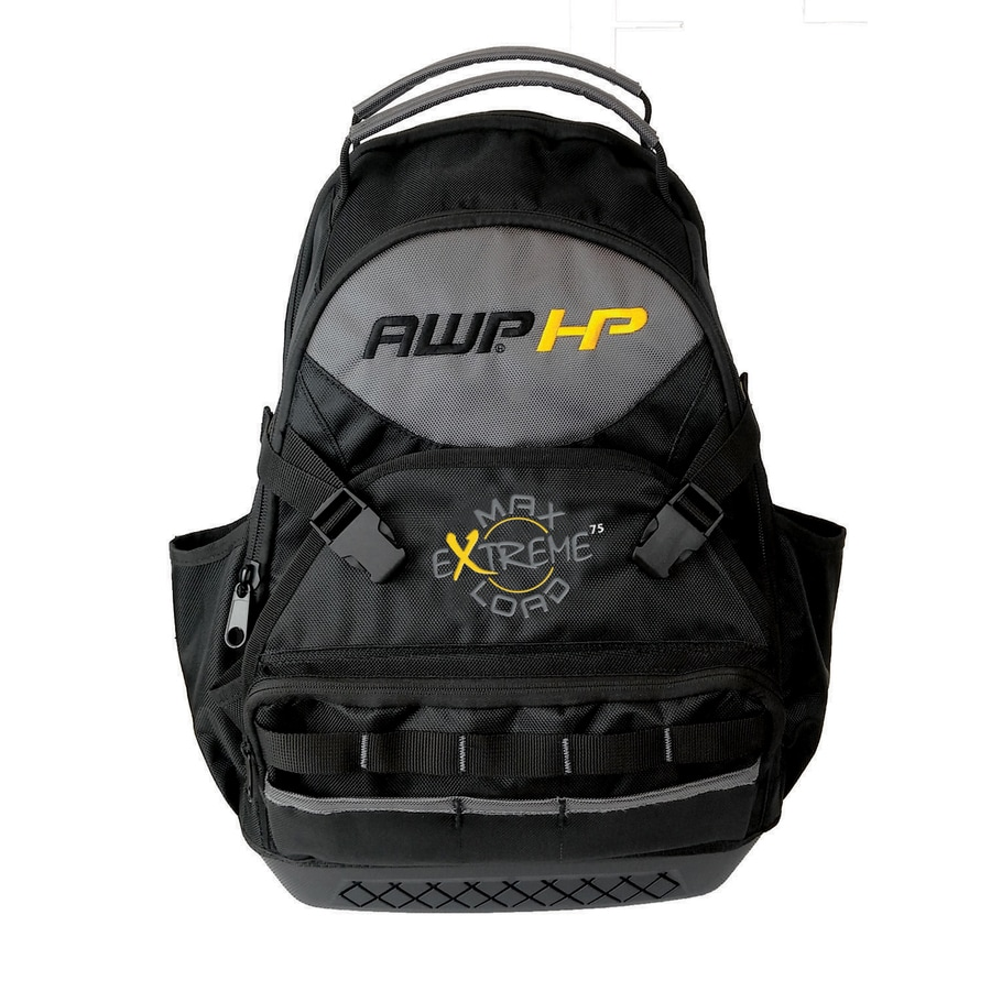 AWP HP Polyester Zippered Tool Bag at Lowes com