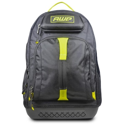 16 In Zippered Backpack