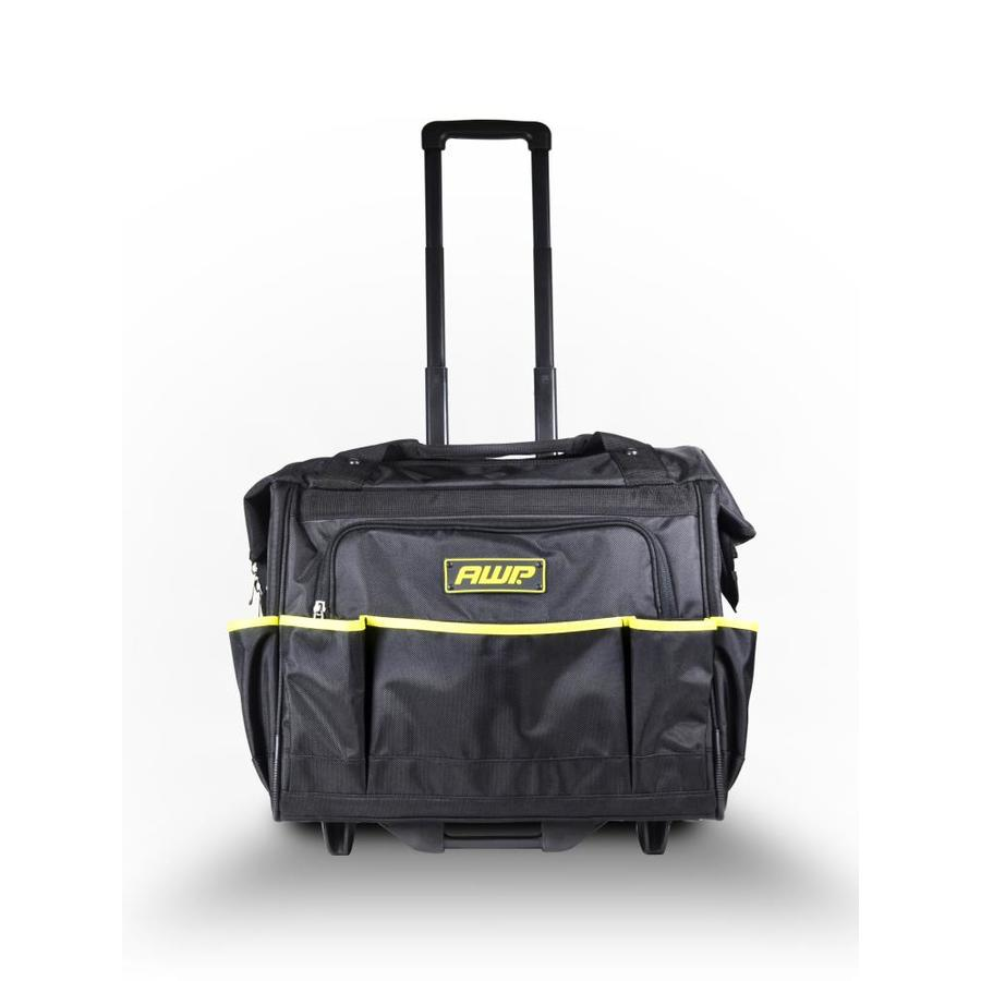 Awp Hp Polyester Zippered Closed Tool Bag At Lowes Com