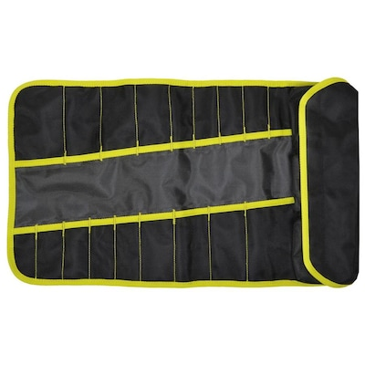14 In Clasp Closed Tool Roll Bag