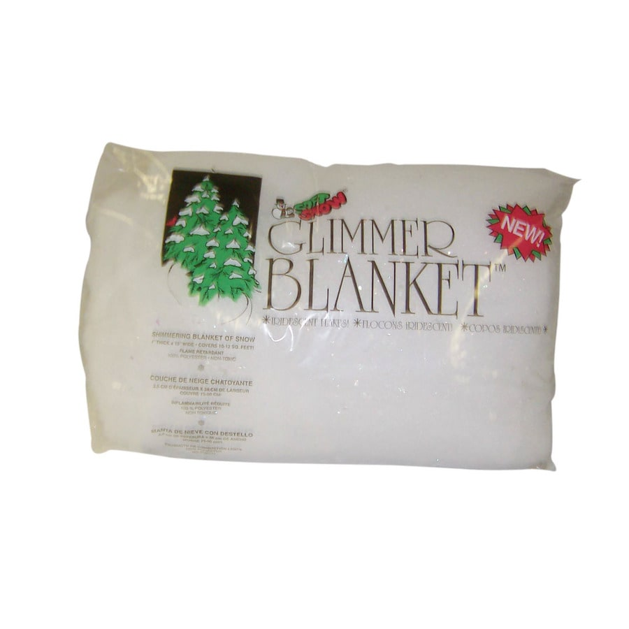 Winter Scene Snow Blanket