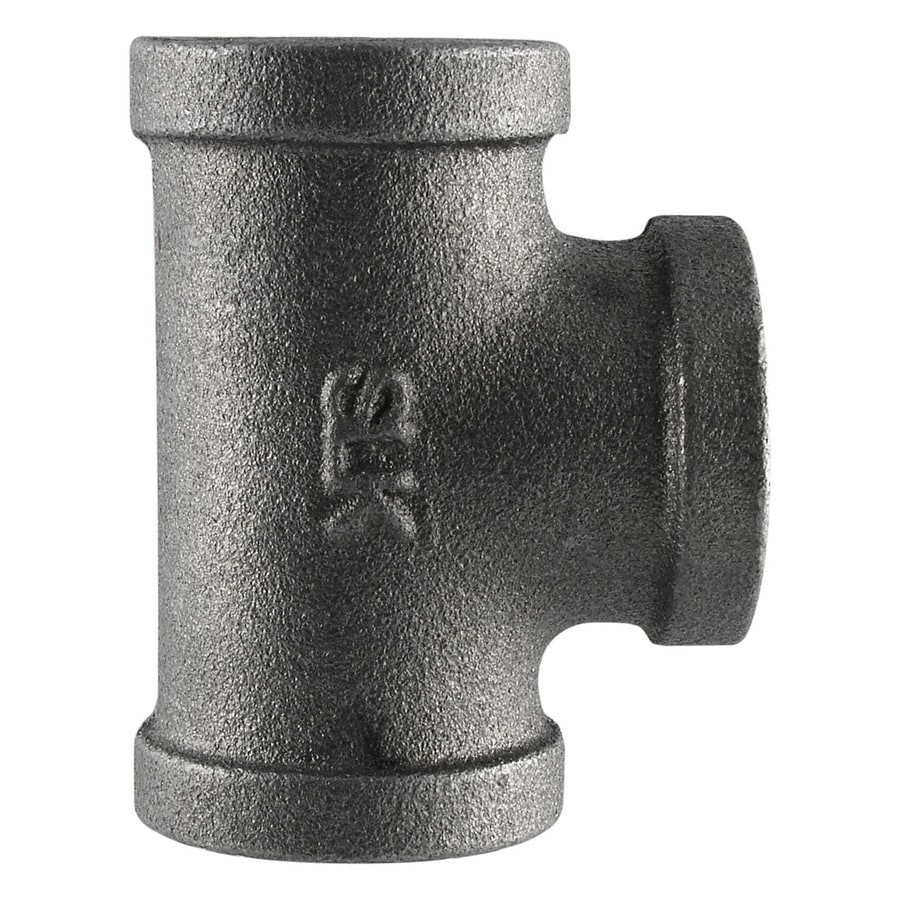 Shop Black Iron Pipe  Fittings at Lowescom