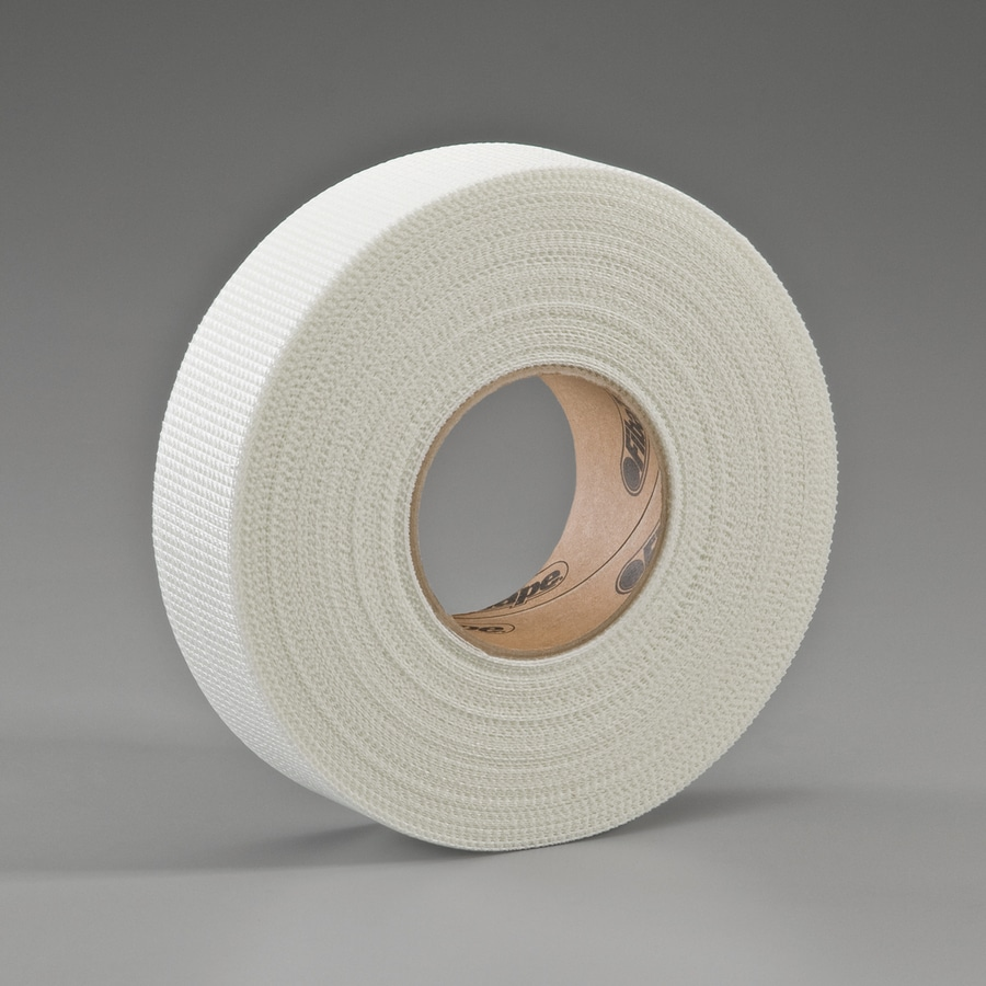 Saint-Gobain ADFORS Standard 1.875-in x 500-ft Mesh Construction Self-Adhesive Joint Tape