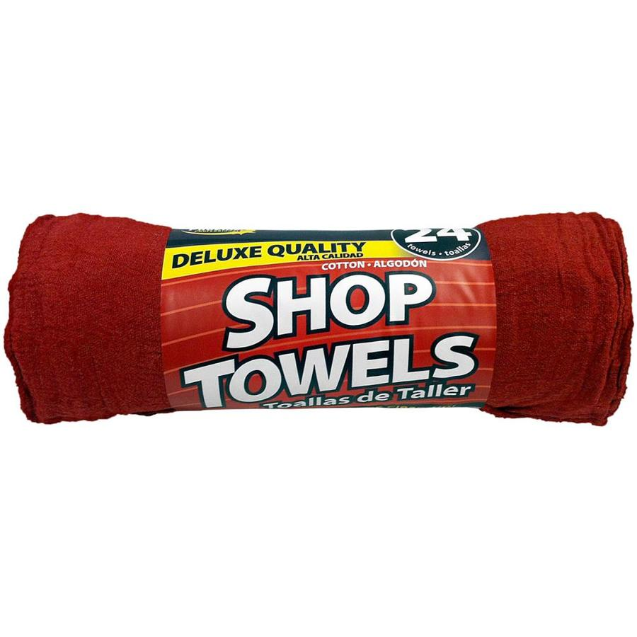 ProLine 24-Pack Cotton Towels At Lowes.com