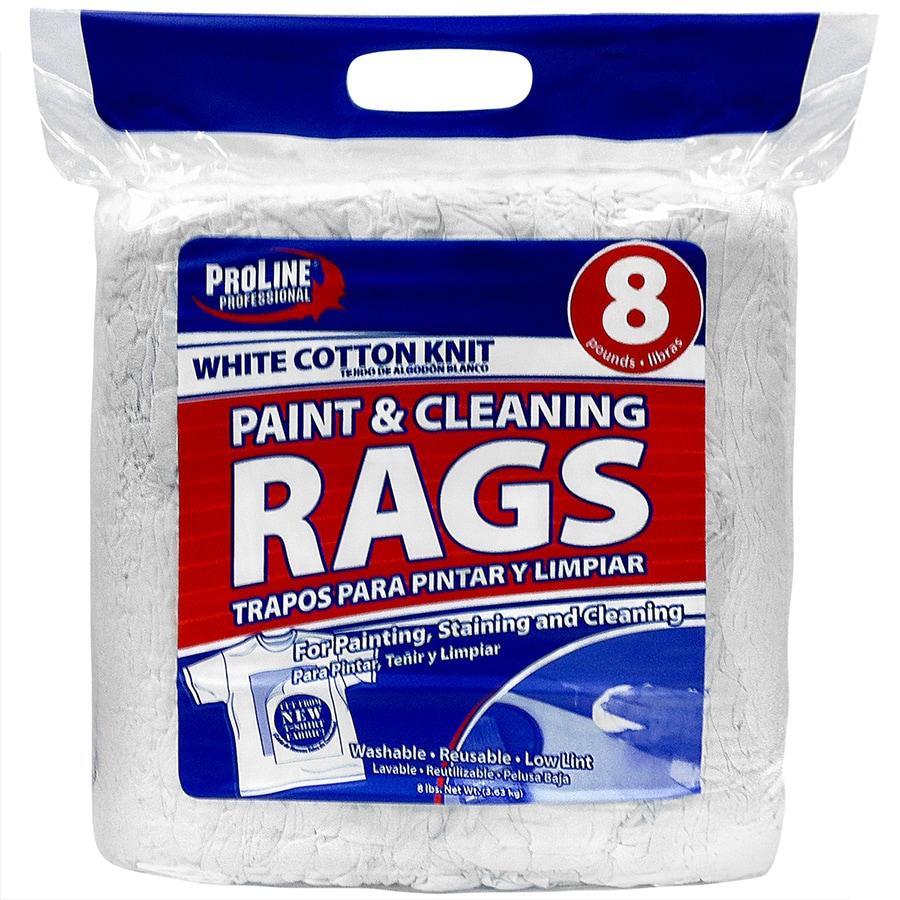 ProLine 8-Pack Poly Cotton Cloths