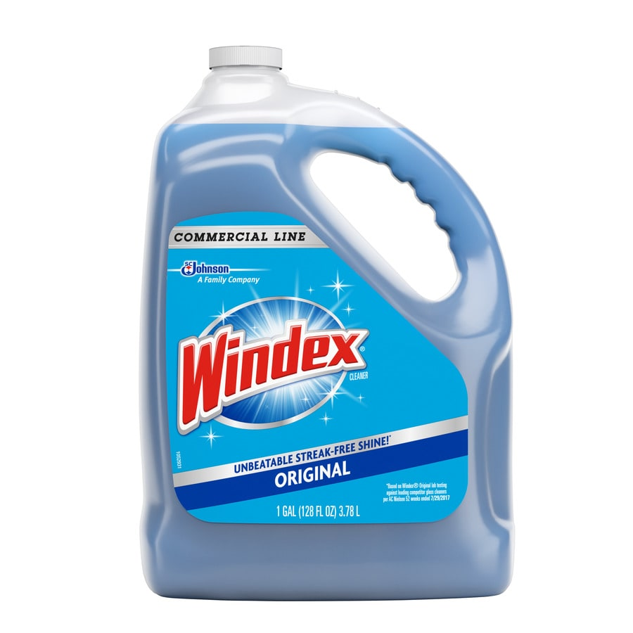 Windex 128-fl oz Glass Cleaner