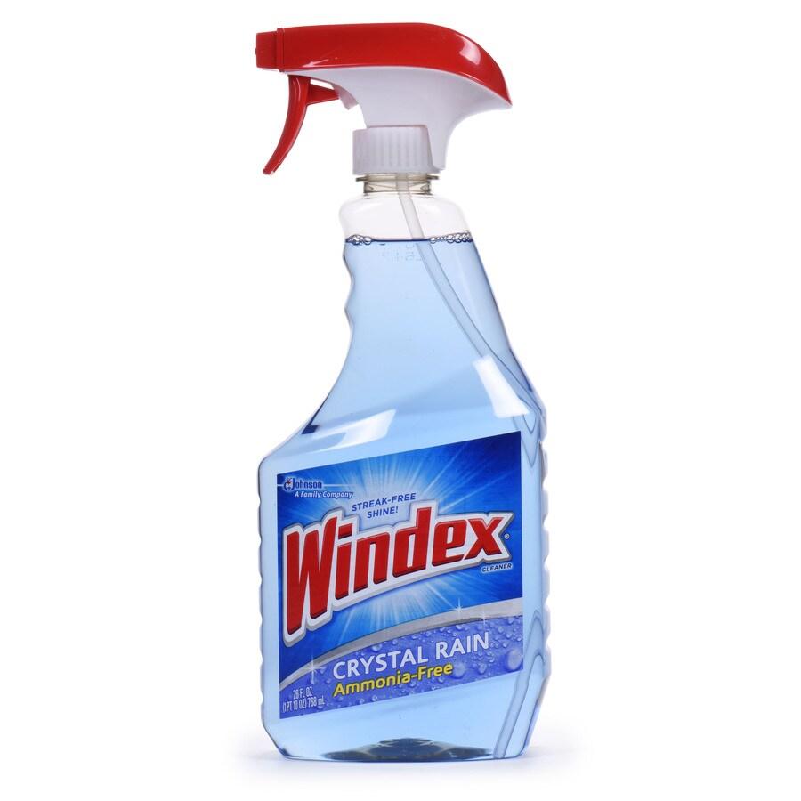 Shop Windex 26 Fl Oz Glass Cleaner At Lowes Com