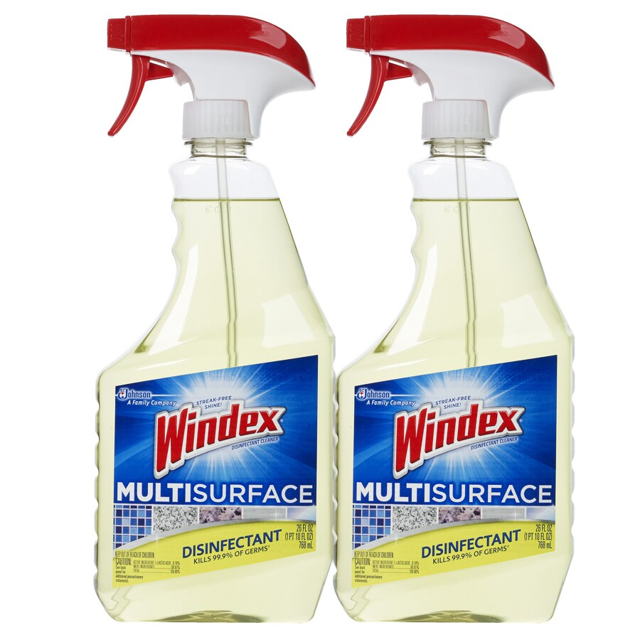 Windex 52 Fluid Ounce(S) Glass Cleaner