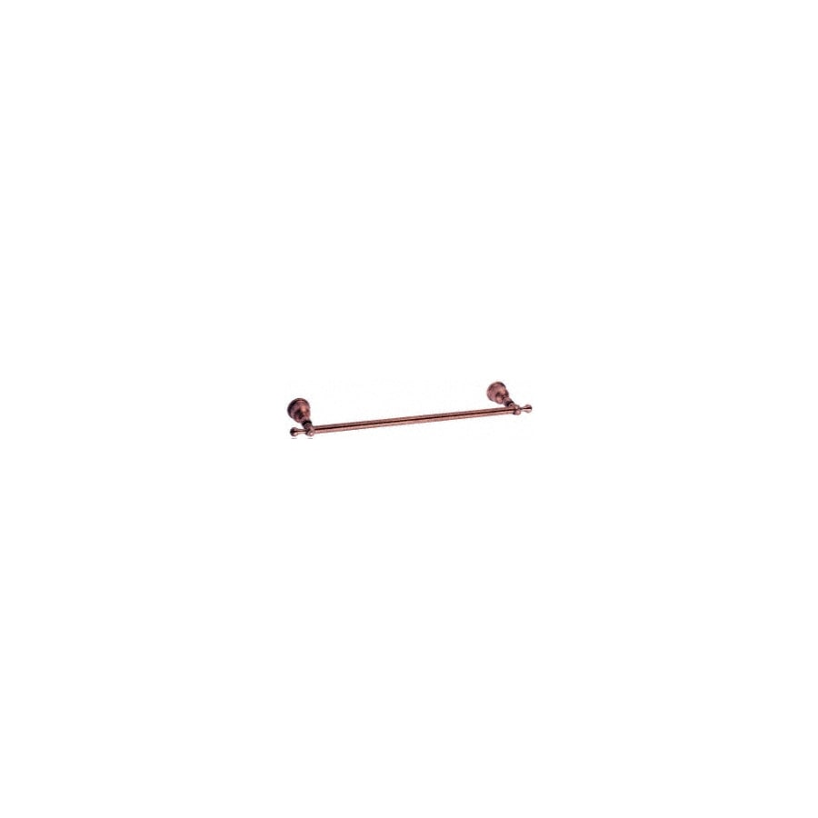 Danze Opulence Antique Copper Single Towel Bar (Common: 24-in; Actual: 27.25-in)