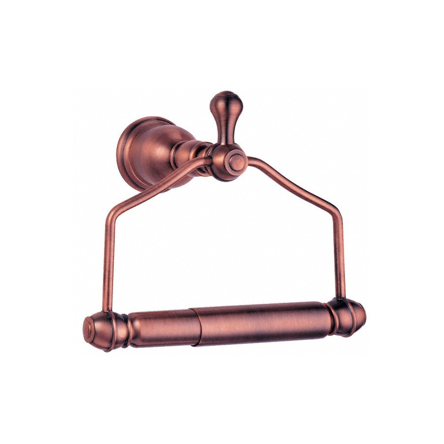 Danze Opulence Antique Copper Surface Mount Toilet Paper Holder