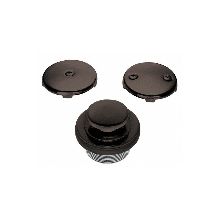 Danze Oil-Rubbed Bronze Lift And Turn Pipe