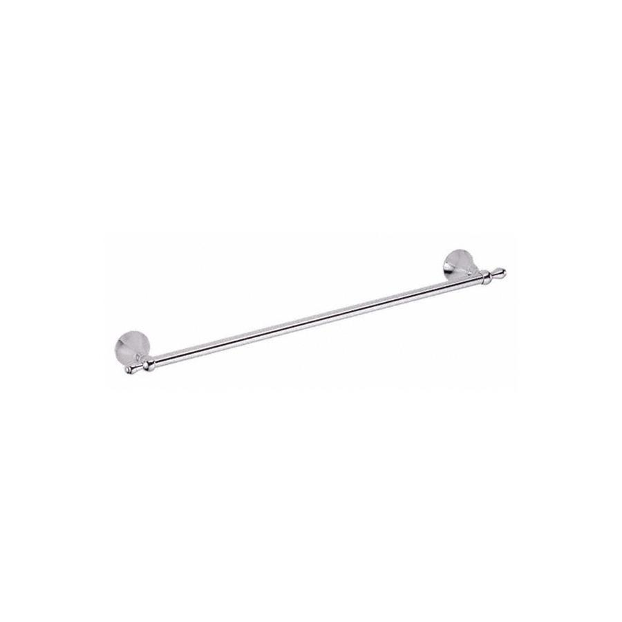 Danze Bannockburn Chrome Single Towel Bar (Common: 24-in; Actual: 27.125-in)