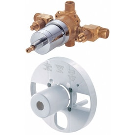 Danze 8 66 In L 1 2 Copper Sweat Br Wall Faucet Valve