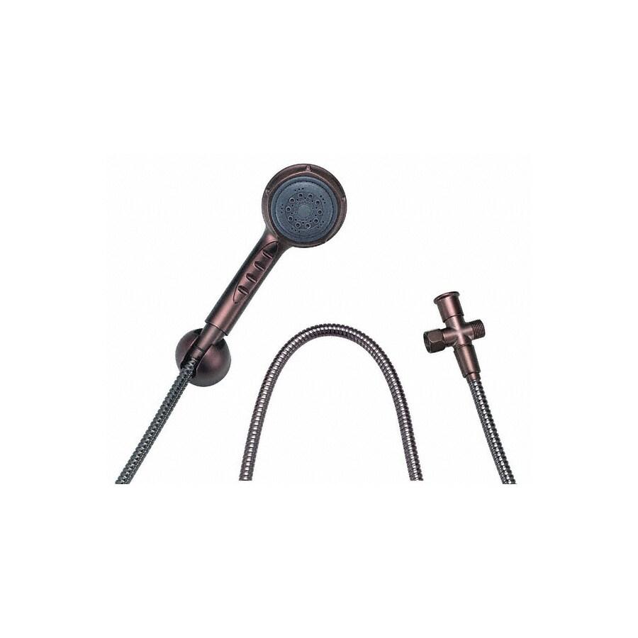 Danze Nourish 3-in 2.5-GPM (9.5-LPM) Oil-Rubbed Bronze 3-Spray Hand Shower