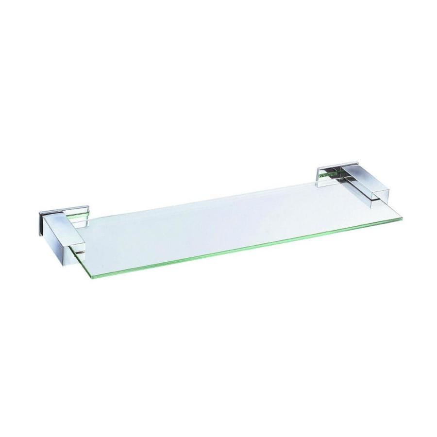 Shop Danze Sirius 1-Tier Chrome Zinc Bathroom Shelf at Lowes.com