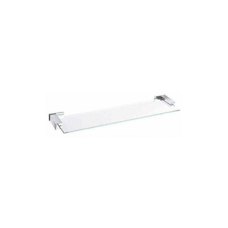 Danze Sirius 1-Tier Chrome Zinc Bathroom Shelf