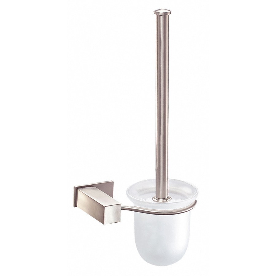 Danze Sirius Brushed Nickel Brass Toilet Brush Holder
