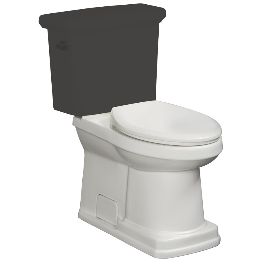 Danze Orrington Chair Height White 12-in Rough-In Elongated Toilet Bowl