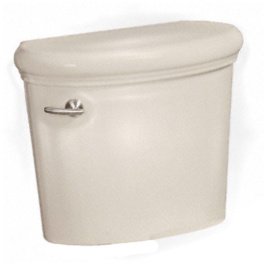 Danze Orrington Biscuit 1.6-GPF (6.06-LPF) 12-in Rough-In Single-Flush Toilet Tank