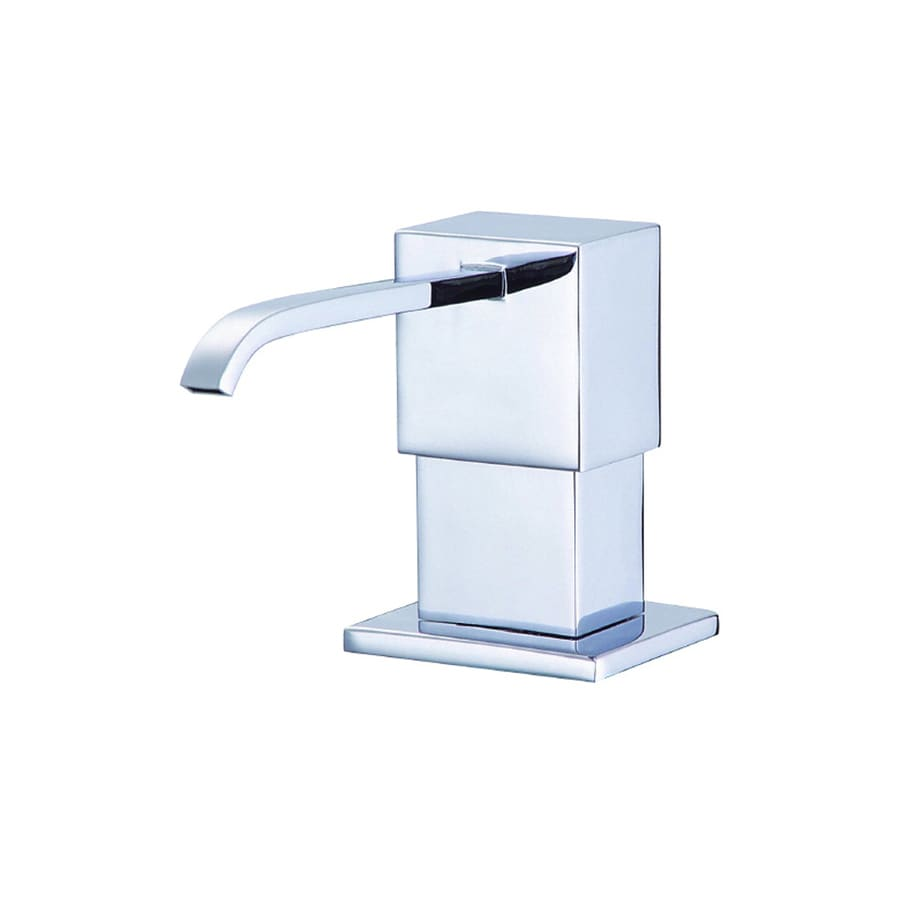 Danze Sirius Chrome Soap and Lotion Dispenser