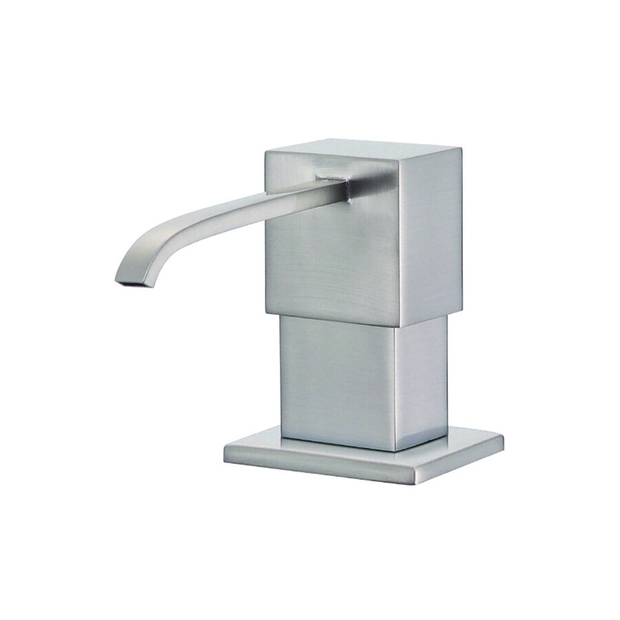 Danze Sirius Stainless Steel Soap and Lotion Dispenser