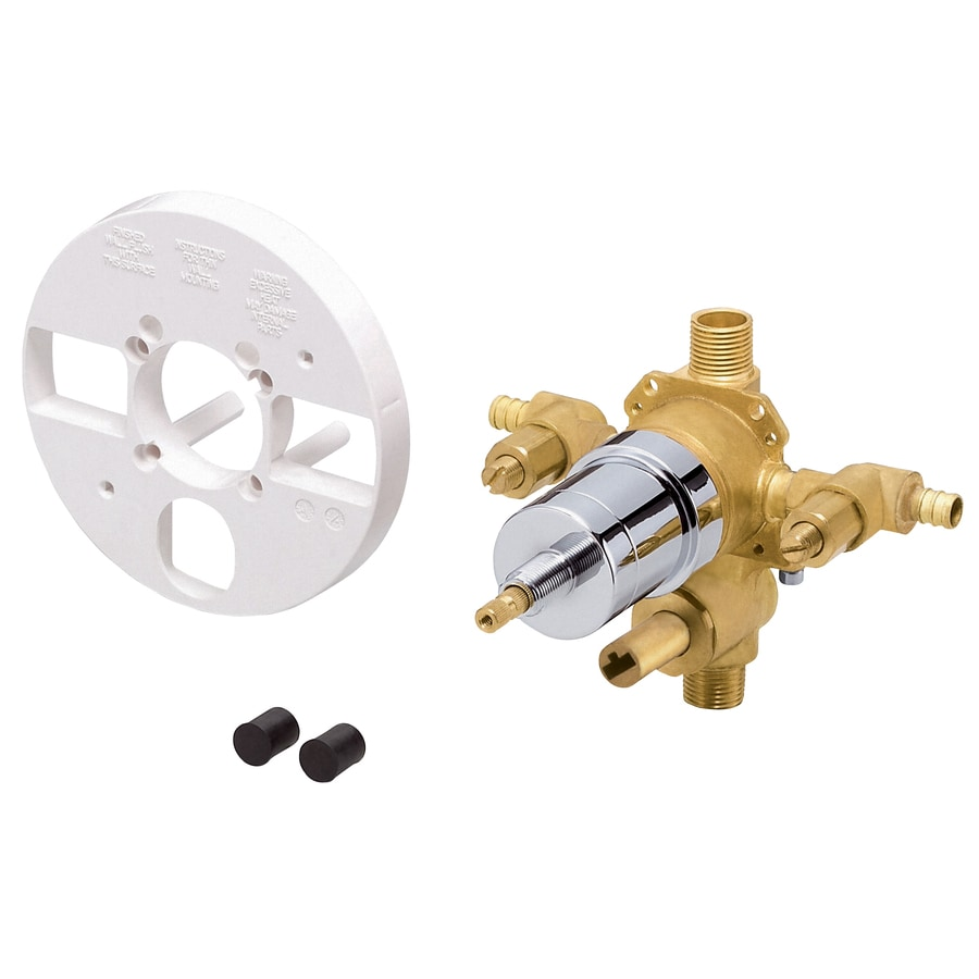 Danze 8.27-in L 1/2-in Sweat Brass Wall Faucet Valve