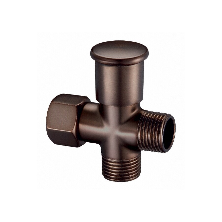 danze oilrubbed bronze diverter