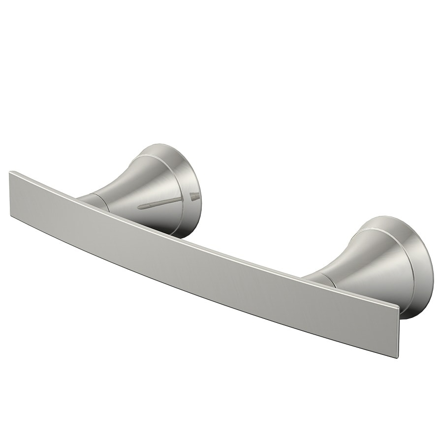 Jacuzzi Lyndsay Brushed Nickel Surface Mount Toilet Paper Holder