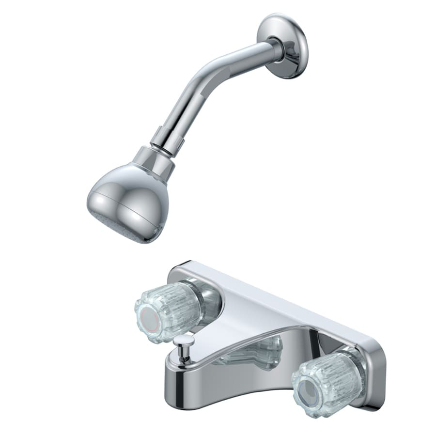 in and kohler p included valve faucet only shower k coralais polished tub kits not chrome bathtub handle cp trim