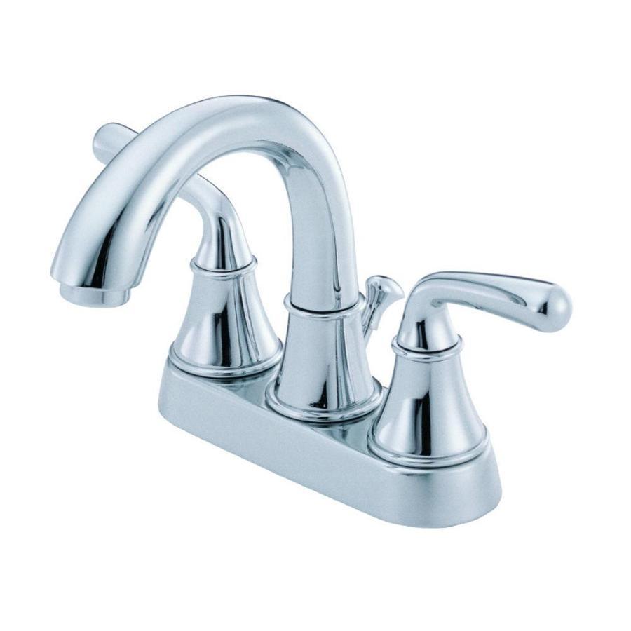 Shop Danze Bannockburn Chrome 2-handle 4-in Centerset Bathroom Sink ...