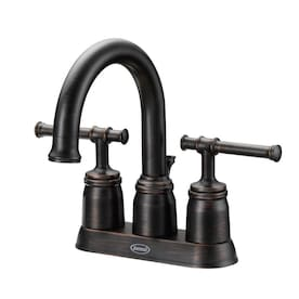Jacuzzi 4 In Centerset Bathroom Sink Faucets At Lowes Com
