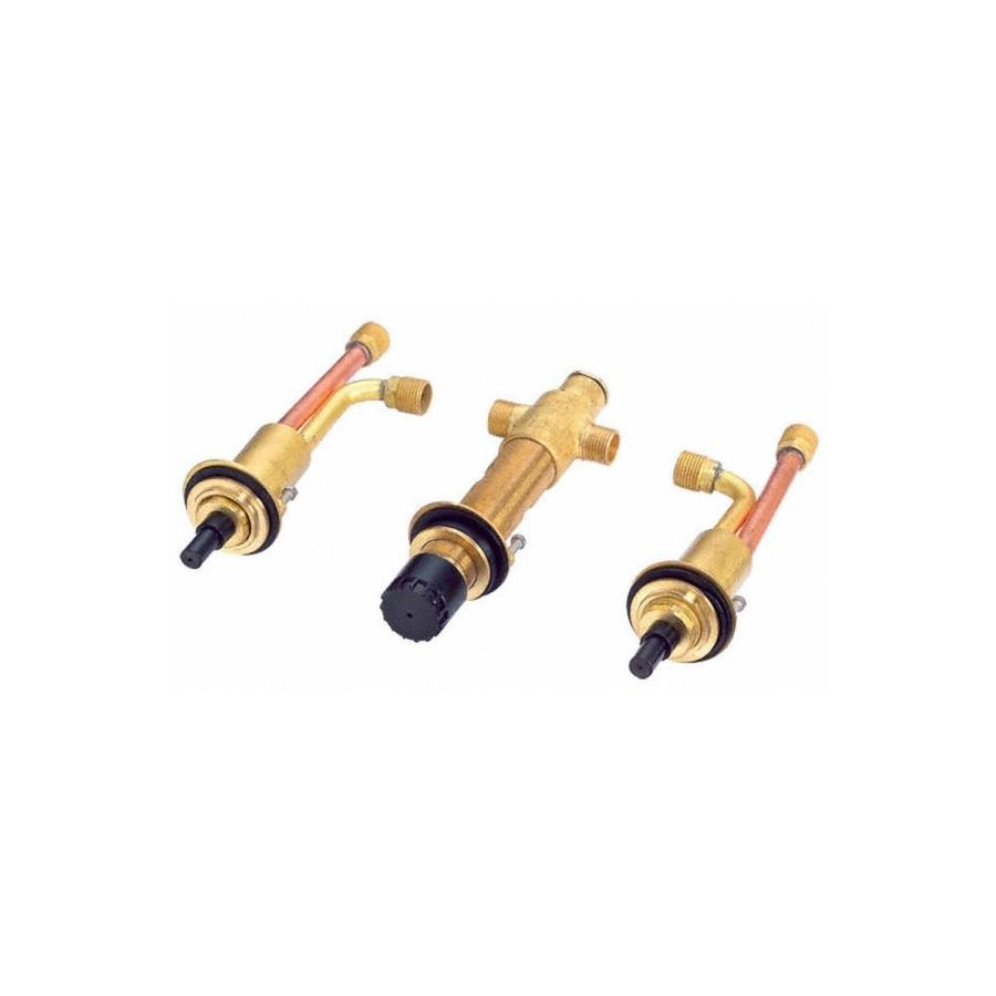 Danze 14.17-in L 1/2-in Sweat Brass Wall Faucet Valve
