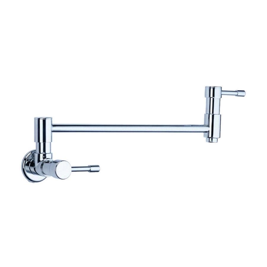 Danze Melrose Chrome 2-Handle Pot Filler Wall Mount Kitchen Faucet