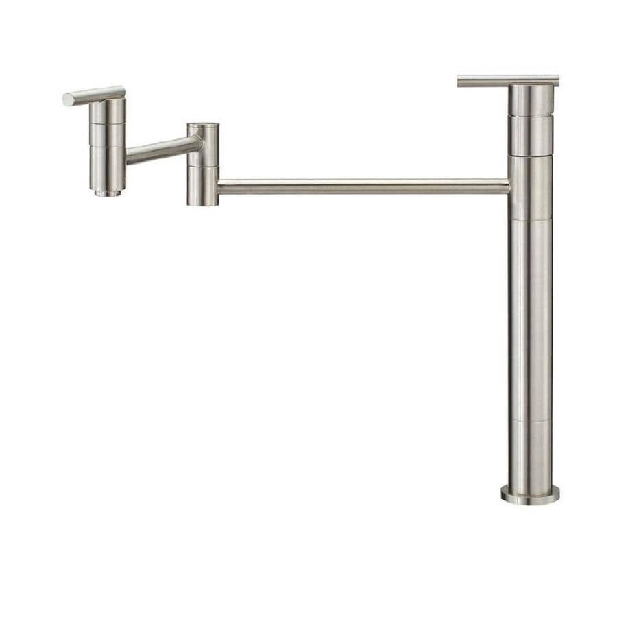 Danze Parma Stainless Steel Kitchen Faucet