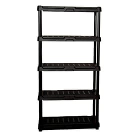 Freestanding Shelving Units At Lowes Com