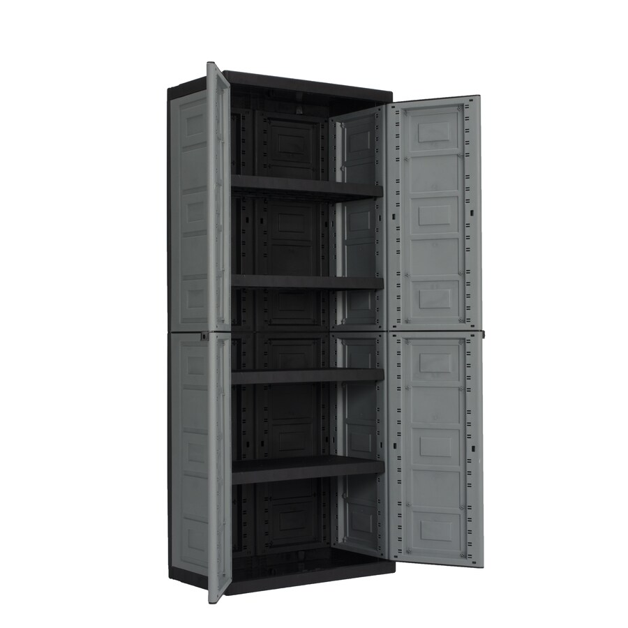 Cabinets For Workshop Shop Garage Cabinets Storage Systems At Lowescom