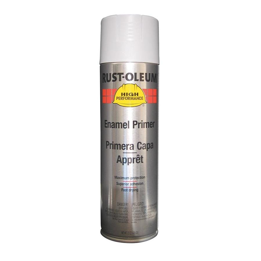 Rust-Oleum High Performance Gray Primer Spray Paint (Actual Net Contents: 15-oz)