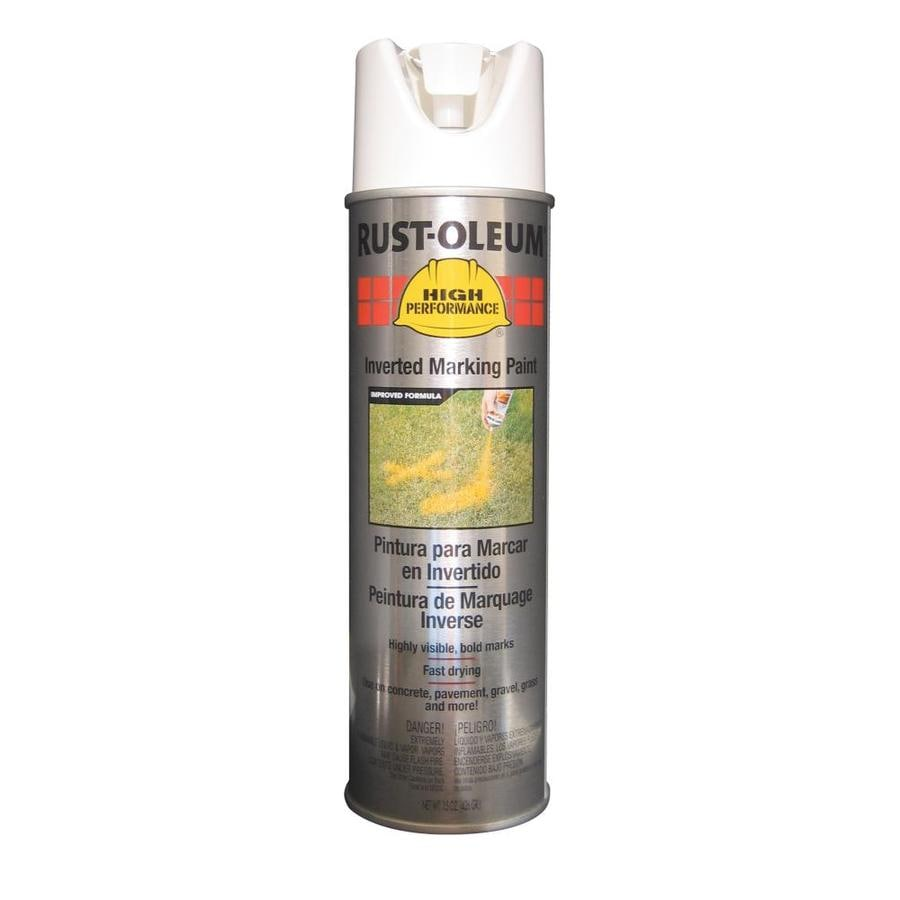 Rust-Oleum High Performance White Spray Paint (Actual Net Contents: 15-oz)
