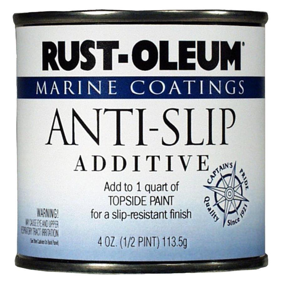 Rust-Oleum Marine Coatings Clear Flat Enamel Oil-Based Marine Paint (Actual Net Contents: 4-fl oz)