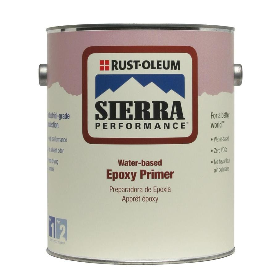 Rust-Oleum Sierra Performance Coating Clear/Satin Satin Interior/Exterior Paint (Actual Net Contents: 128-fl oz)