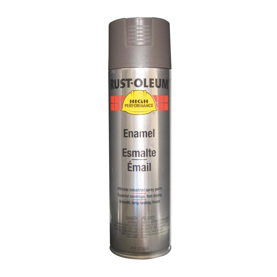 Rust-Oleum High Performance Anodized Bronze Enamel Spray Paint (Actual Net Contents: 15-oz)