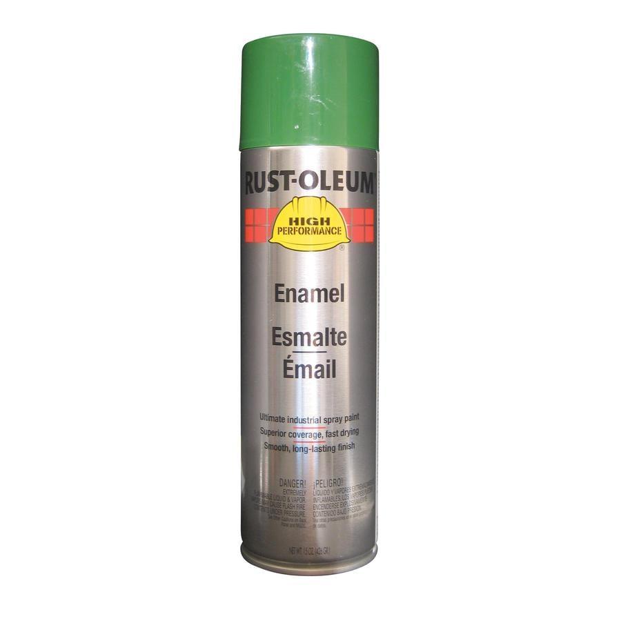 Rust-Oleum High Performance Farm Equipment Green Enamel Spray Paint (Actual Net Contents: 15-oz)